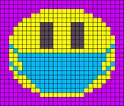 Alpha pattern #59538