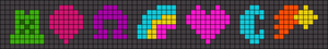 Alpha pattern #59541