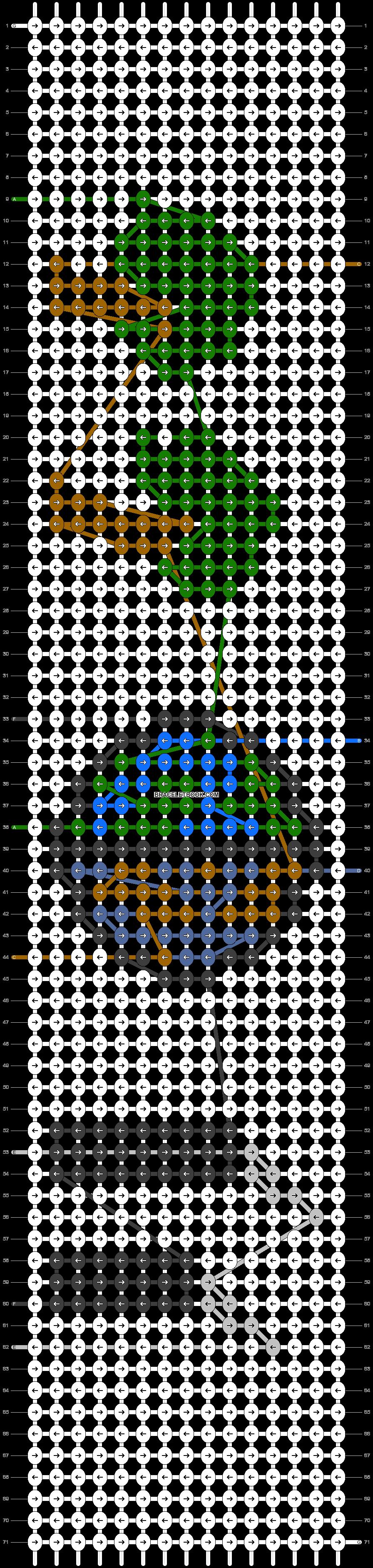Alpha pattern #59546 pattern
