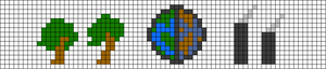 Alpha pattern #59546