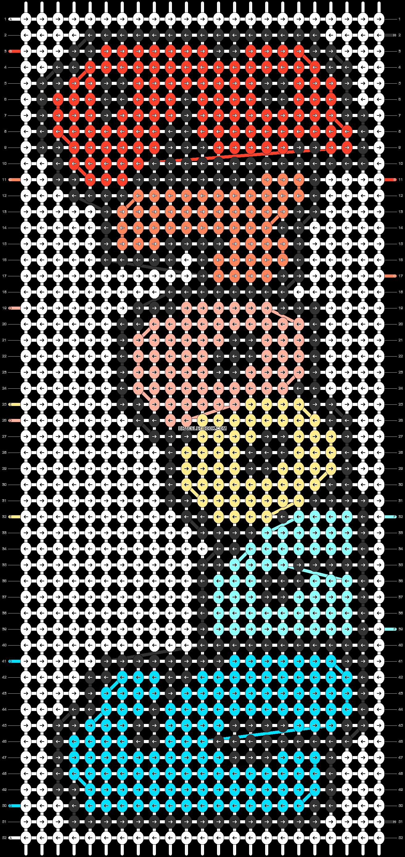 Alpha pattern #59558 pattern