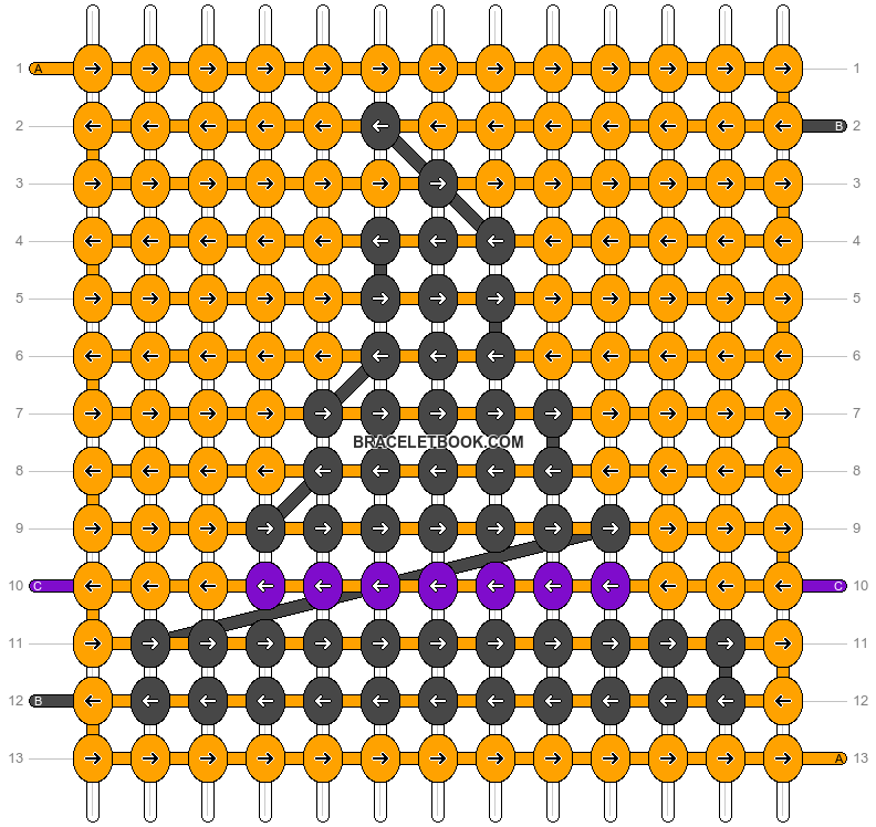 Alpha pattern #59567 pattern