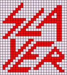 Alpha pattern #59569