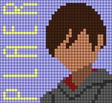 Alpha pattern #59581