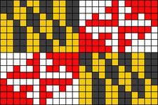 Alpha pattern #59593