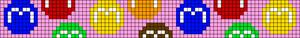 Alpha pattern #59595