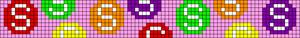 Alpha pattern #59596