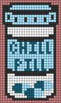 Alpha pattern #59597