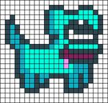 Alpha pattern #59617