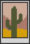 Alpha pattern #59618