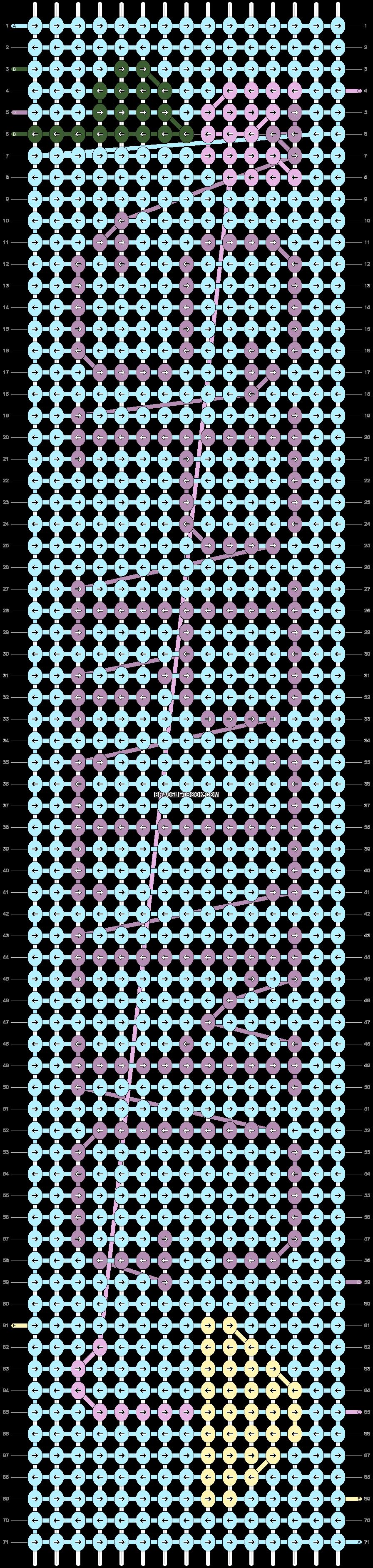 Alpha pattern #59623 pattern