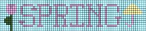 Alpha pattern #59623