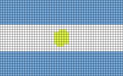 Alpha pattern #59630