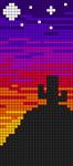 Alpha pattern #59646
