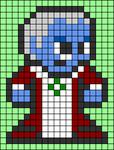 Alpha pattern #59655