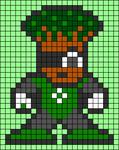 Alpha pattern #59658