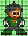 Alpha pattern #59664