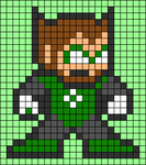Alpha pattern #59665