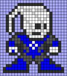 Alpha pattern #59669