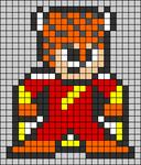 Alpha pattern #59673