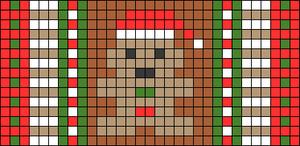 Alpha pattern #59679