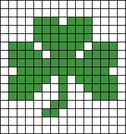 Alpha pattern #59684
