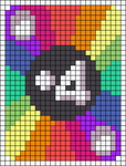 Alpha pattern #59689
