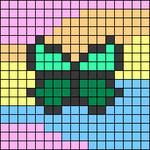 Alpha pattern #59690