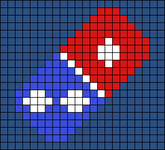 Alpha pattern #59691
