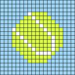 Alpha pattern #59693