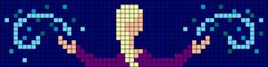 Alpha pattern #59694