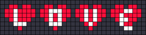 Alpha pattern #59705
