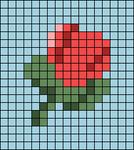 Alpha pattern #59709