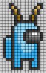 Alpha pattern #59717