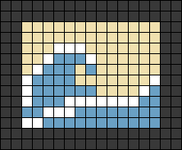 Alpha pattern #59718