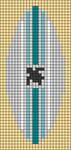 Alpha pattern #59724