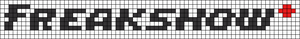 Alpha pattern #59725