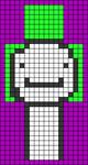 Alpha pattern #59764