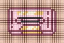 Alpha pattern #59766