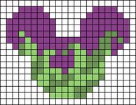 Alpha pattern #59767