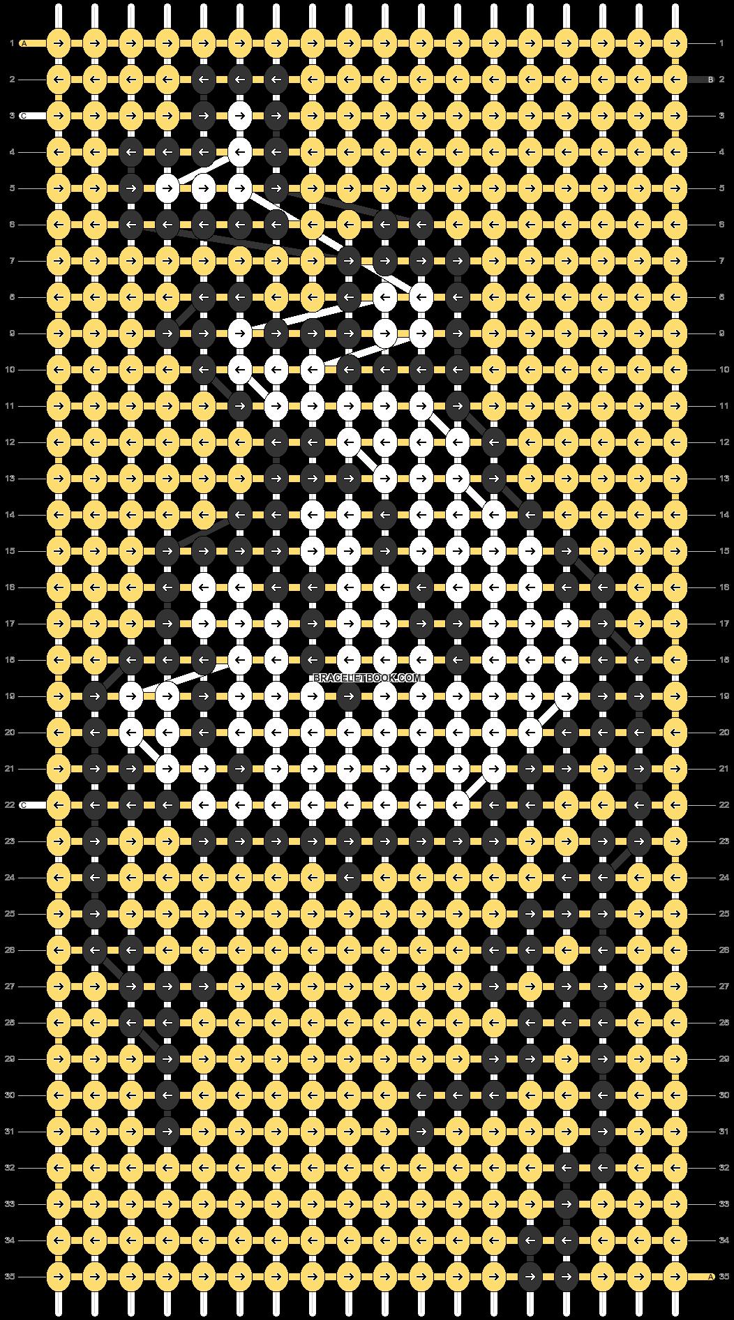 Alpha pattern #59782 pattern