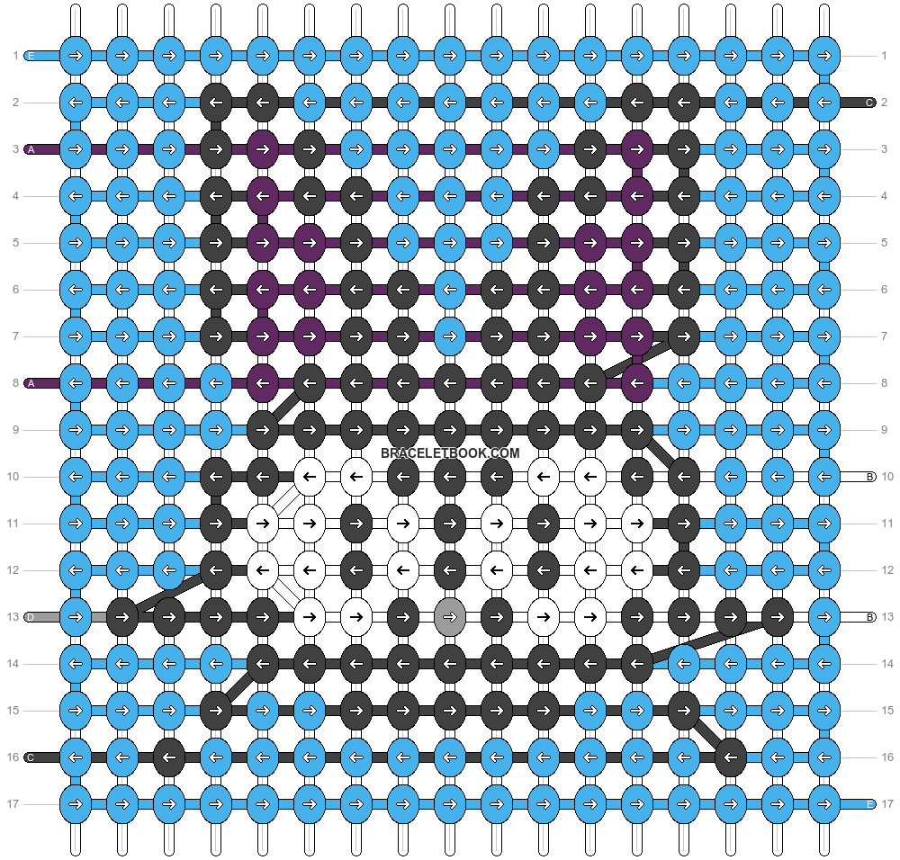 Alpha pattern #59783 pattern