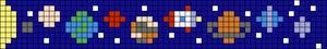 Alpha pattern #59784