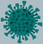 Alpha pattern #59787