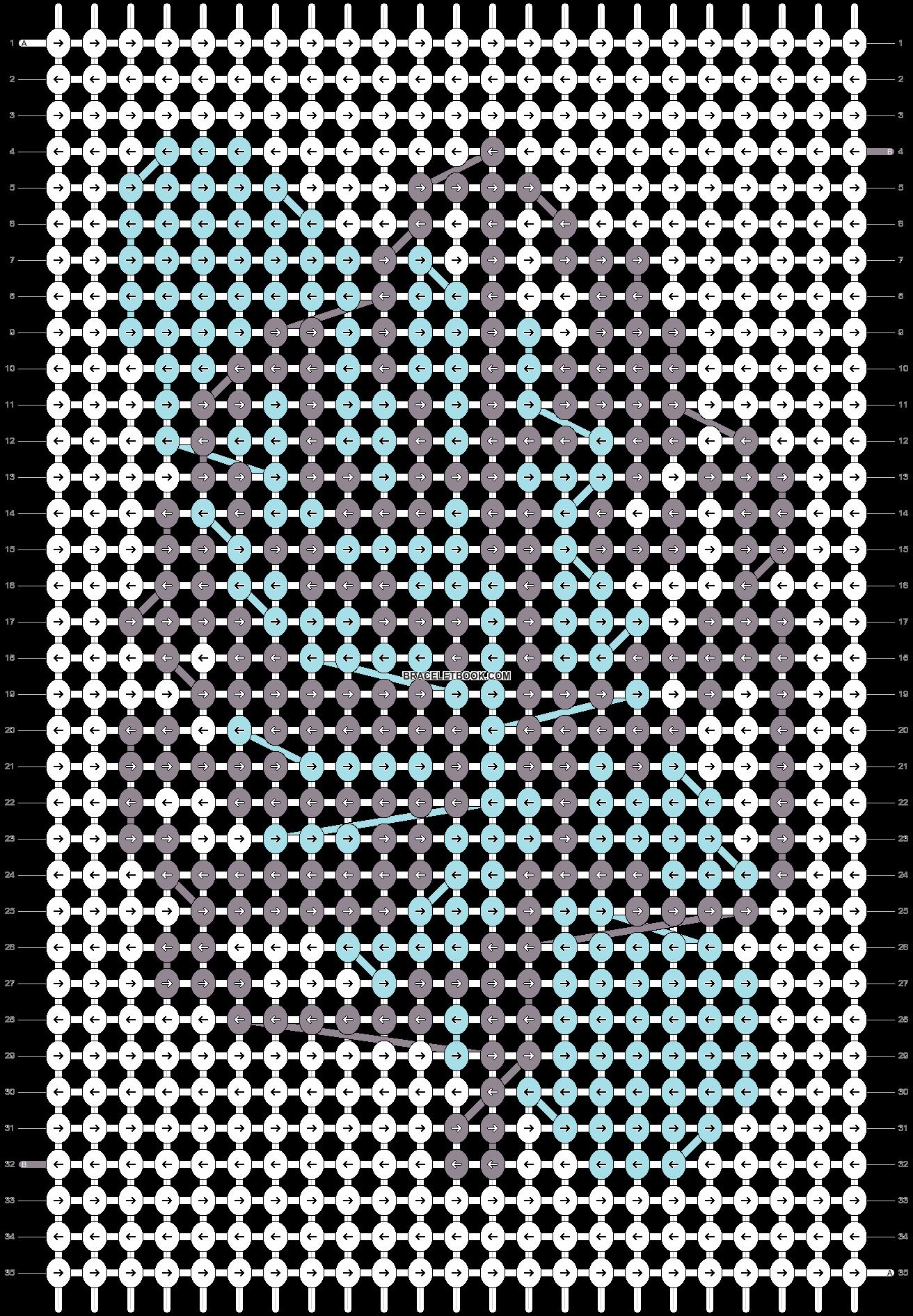 Alpha pattern #59790 pattern