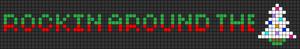 Alpha pattern #59801