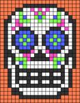 Alpha pattern #59802
