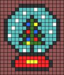 Alpha pattern #59817