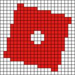 Alpha pattern #59818