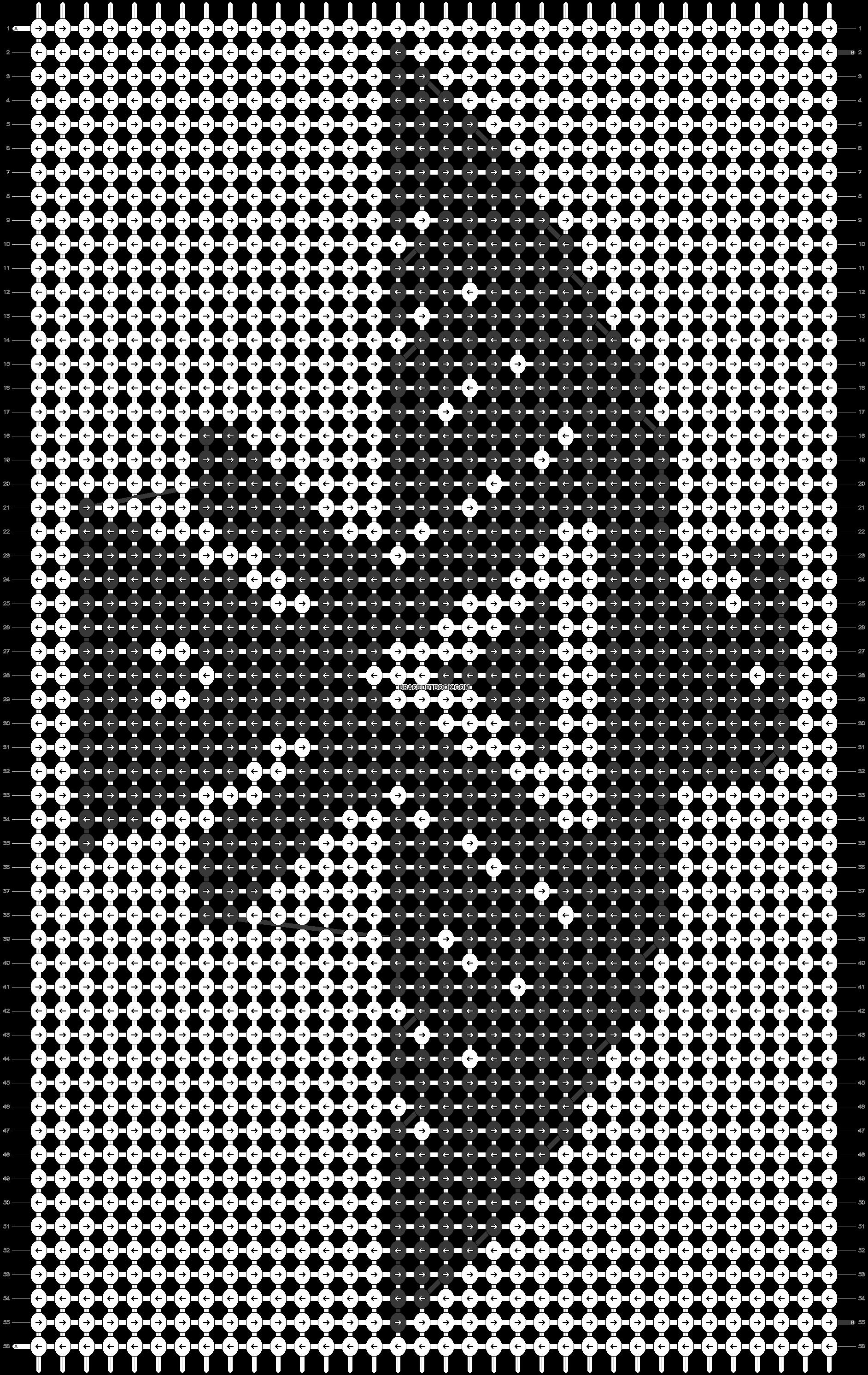 Alpha pattern #59822 pattern
